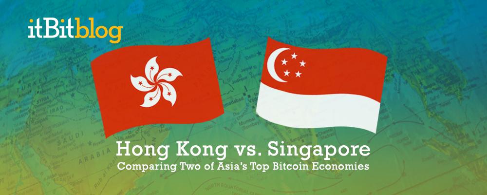 HongKongvs.Singapore-ComparingTwoofAsiasTopBitcoinEconomies